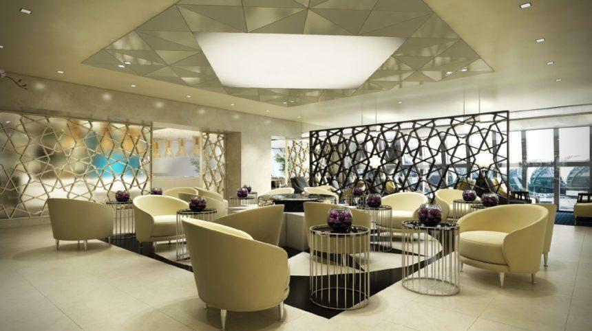 Qatar Airways Premier Lounge Bangkok Creators